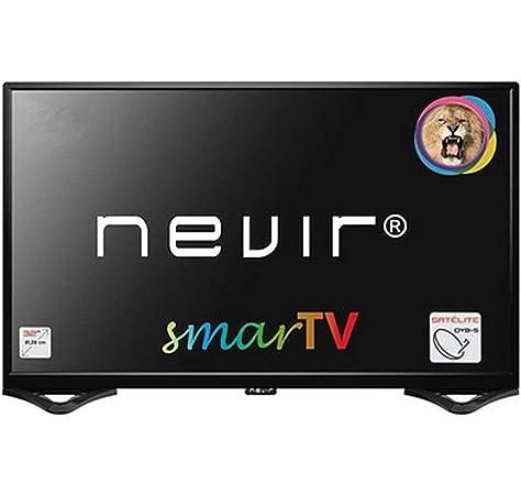 Nevir NVR-8050-32RD2S-SMA-N 32 LED HD Ready, Negro: Amazon.es: Informática