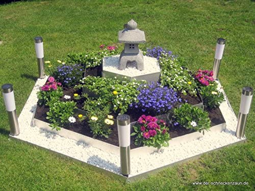 Planta Pyramide Flores Pyramide Bancal de metal con 5 niveles ...