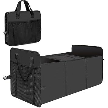 Tobao Kofferraumtaschen Kofferraum Organizer Auto Faltbare