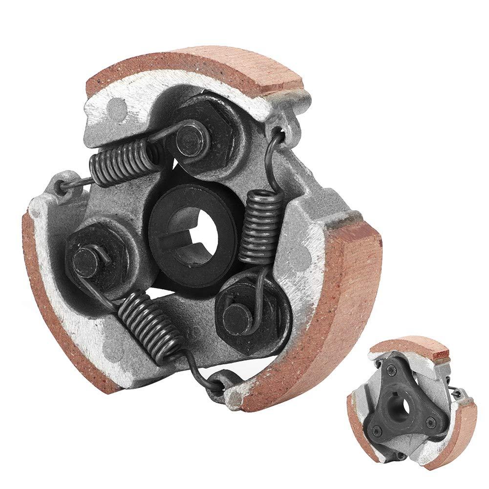 Qii lu ricambio frizione centrifuga impermeabile adatto per Mini Moto 47cc 49cc per Dirt Bike ATV