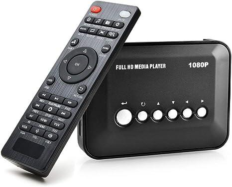AGPtek 1080P HDMI TV Media Player With HDMI Y