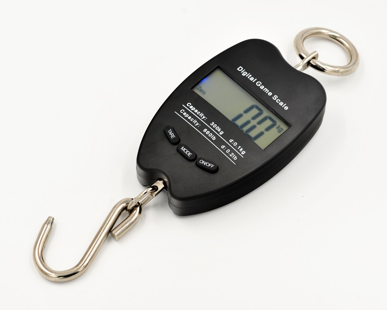 Hanging Scale, 300Kg/660lb by 0.1kg