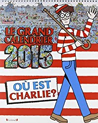 Calendrier Charlie 2014-2015