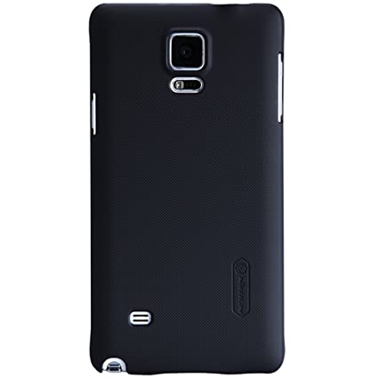 hot sale online 5e34e 1efb2 Nillkin Frosted Hard Back Cover Case For Samsung Galaxy Note 4 N9100 - Black