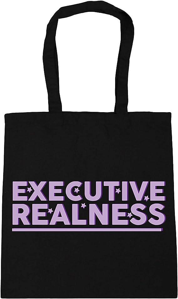 Executive realness Tote Shopping Gym Beach Bag 42cm x38cm 10 litres