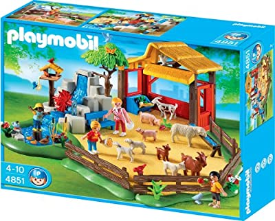 PLAYMOBIL Children's Zoo