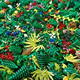 (X25) Lego Greenery Plant Pieces