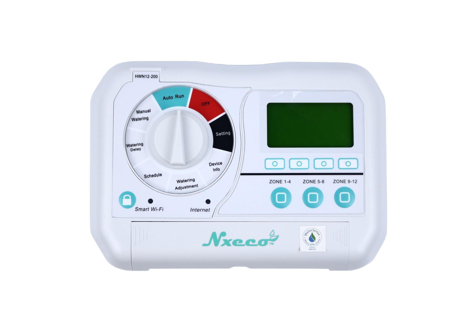Nxeco NX8 Smart Irrigation Controller - Works with Amazon Alexa