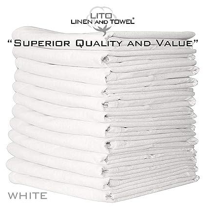 Flour Sack Kitchen Towels.Linen And Towel Flour Sack Dish Towels 12 Pack Off White 100 Ring Spun Cotton Kitchen Dish Towels 28 X28 Kitchen Towel Hand Towels Tea Towels