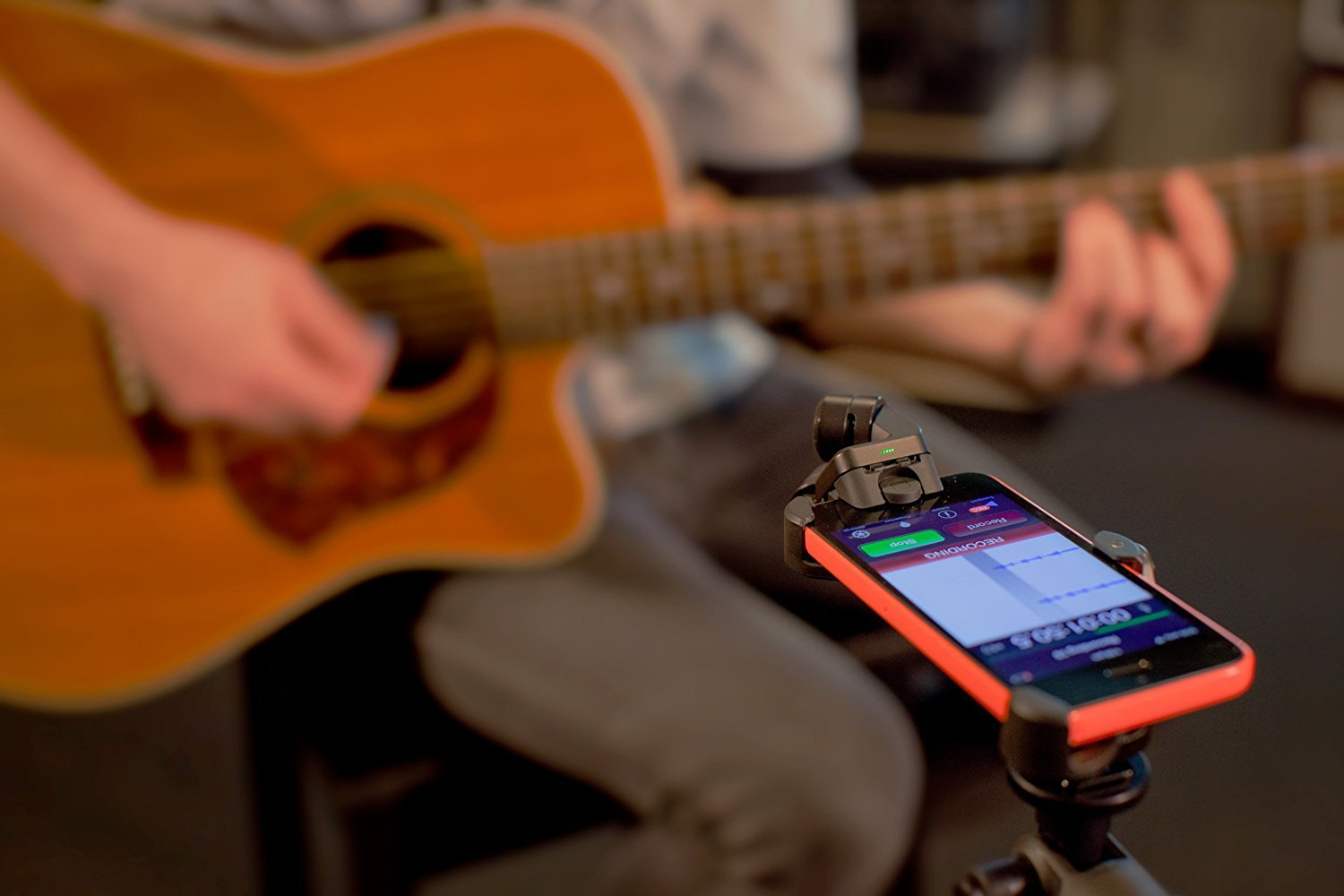Rode IXYL Condenser Microphone, Cardioid, iPhone i-XYL Stereo Mic, Lightning by IXYL Rode (Image #5)