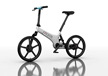 Bicicleta electrica plegable gocycle
