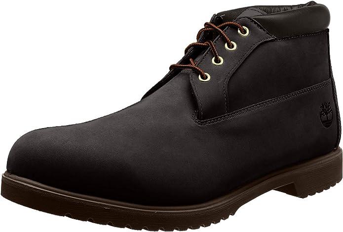 Timberland Herren Newman Premium Waterproof Chukka Boots, Schwarz