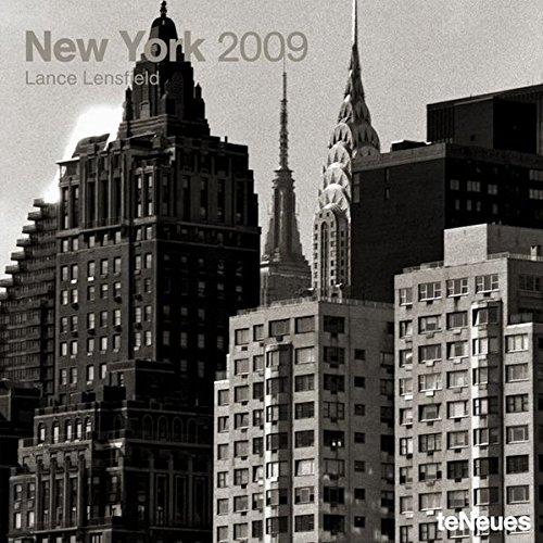 New York 2009. Broschürenkalender (Grid Calendar)