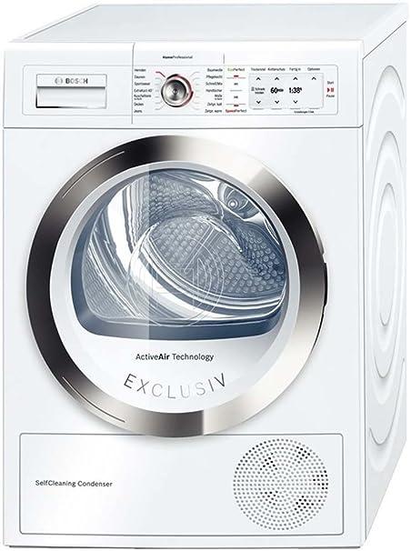 Bosch Logixx 7 WTY88780 lavadora Carga frontal Independiente ...