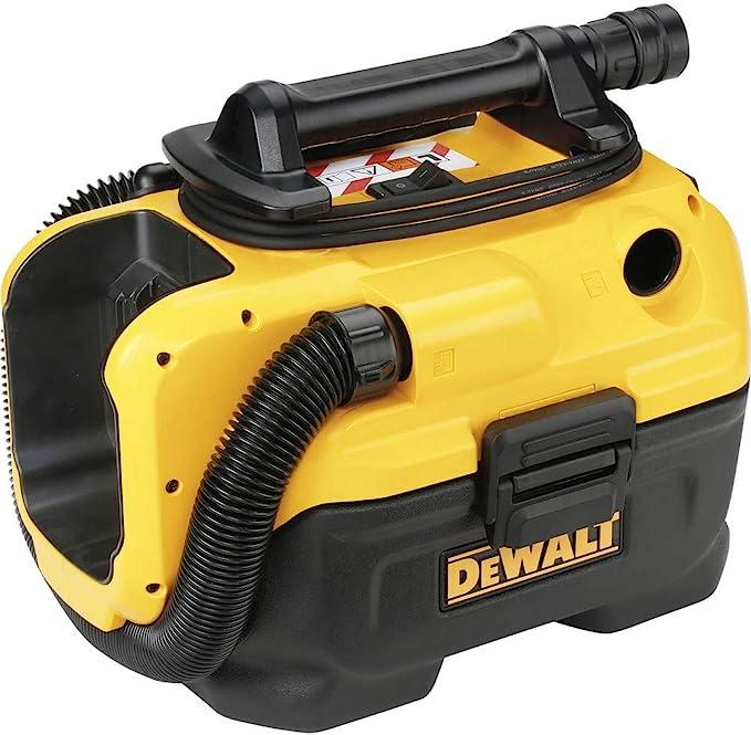 Dewalt DCV584L-QW Aspirador sólidos y líquidos XR 18V-14, 0 W, 0 V ...