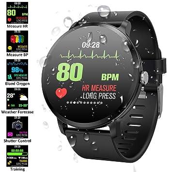 Padgene Pulsera Actividad Reloj Inteligente SmartWatch Deportivo ...