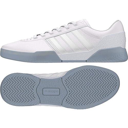 buy online 2472c 70489 Adidas City Cup, Scarpe da Skateboard Uomo, Bianco FtwwhtGoldmt, 36 EU  Amazon.it Scarpe e borse