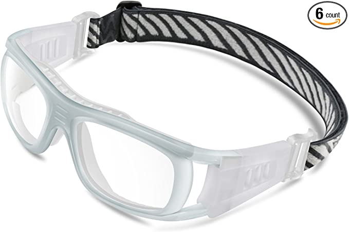 PONOSOON Lacrosse Sports Goggles - The Lacrosse Goggle for All Weathers