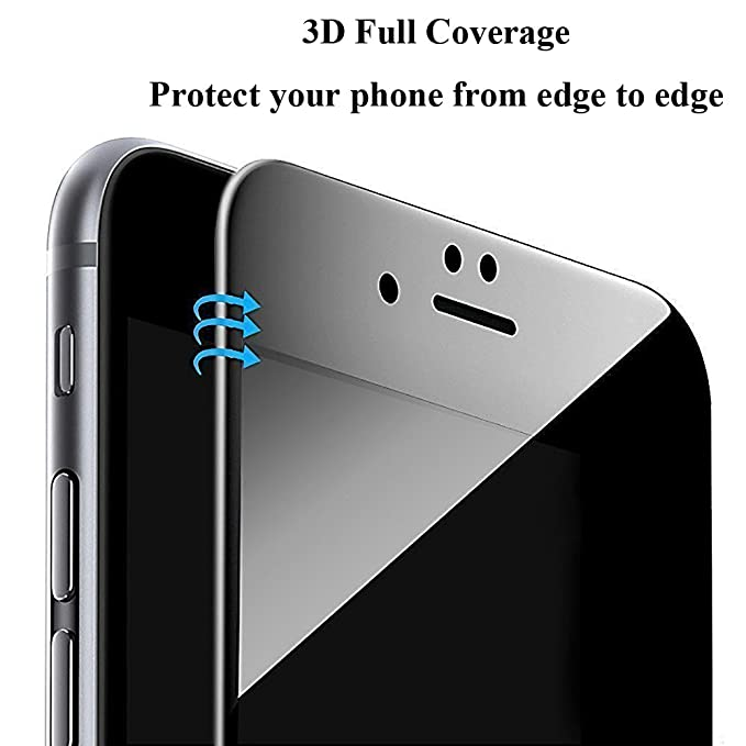 Amazon.com: iPhone 7 Anti-Spy Protector de visualización ...