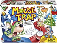 Hasbro Gaming Mouse Trap Board Game For Kids Ages 6 and Up (Amazon Exclusive)