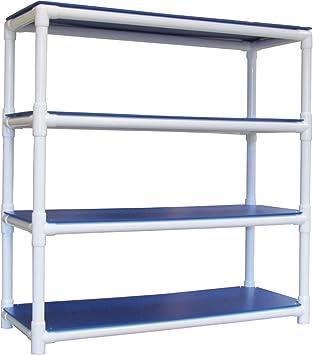 Poolside 4 Shelf Storage Unit