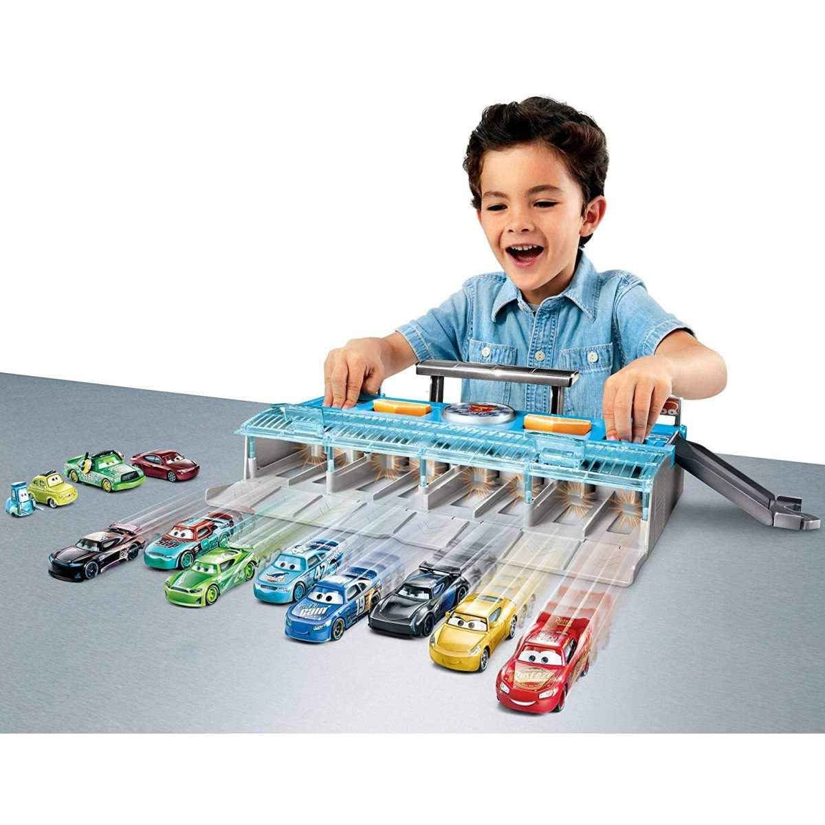 Disney Pixar Cars Ultimate Launcher