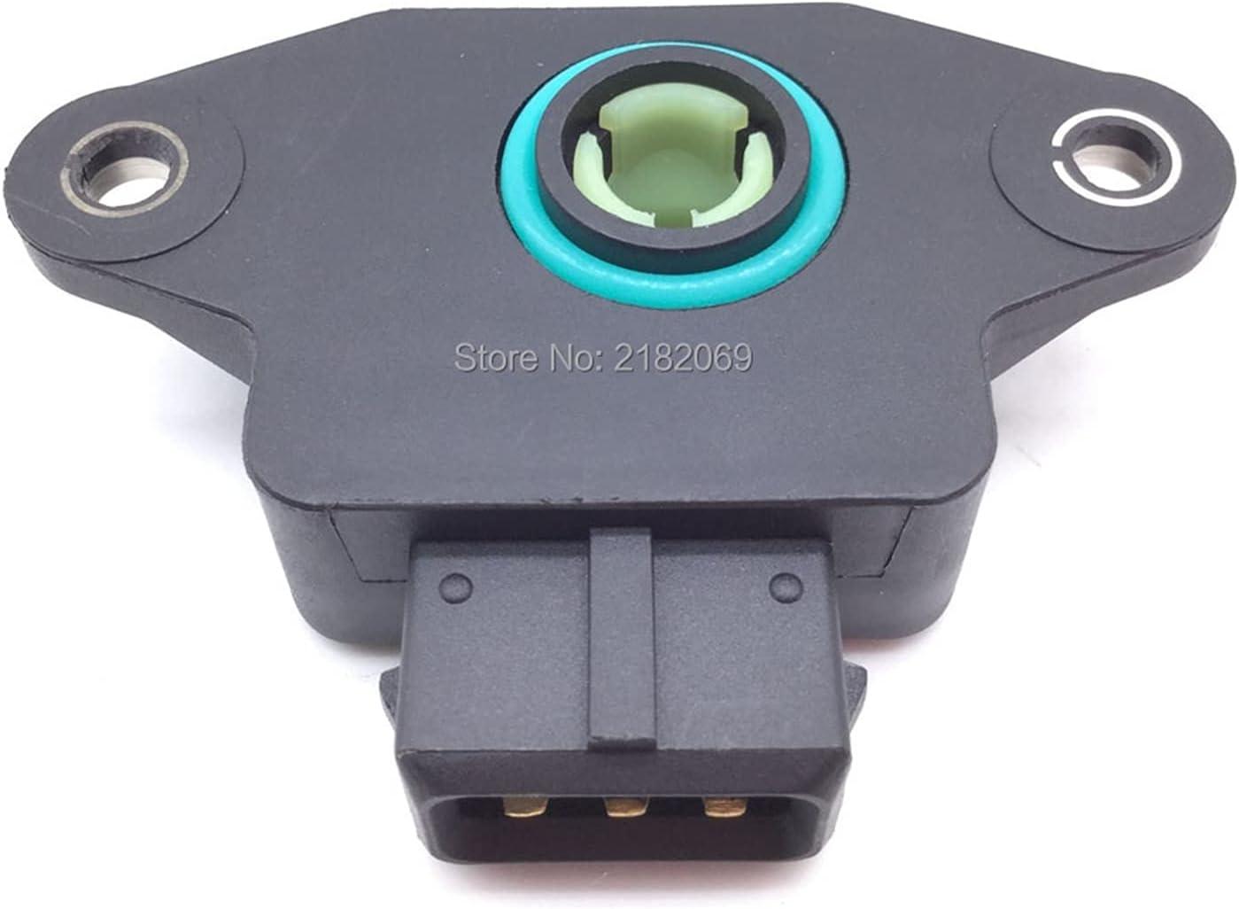 ZHANGSHENG Zsheng Sensor de posición del Acelerador TPS para Alfa para Romeo 145 146 155 164 33 para GTV para Spider 1.4 1.5 1.6 1.7 1.8 2.0 3.0 7637025 60549359 9946862