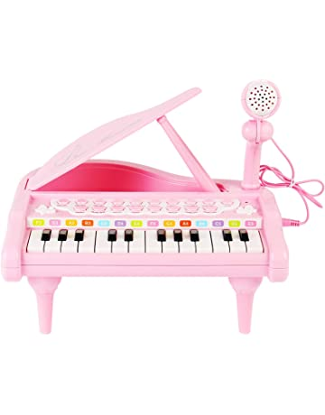 b76b26a4a Amazon.com  Pianos   Keyboards  Toys   Games