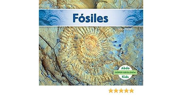Fosiles (Fossils) (Súper Geología! / Super Geology!): Amazon.es ...