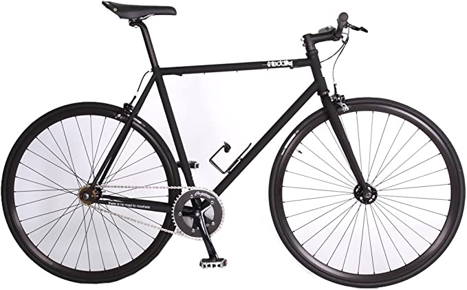 Iriedaily iridedaily Single Speed Fixie Bike bicicleta 55 cm black ...