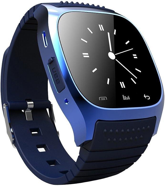 Demiawaking M26 Bluetooth WIFI Inteligente Reloj de Pulsera del ...