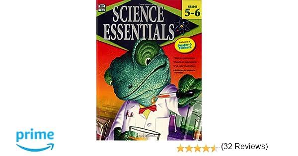 Science Essentials, Grades 5 - 6: American Education Publishing ...