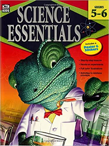 Science Essentials, Grades 5 - 6: American Education Publishing ...