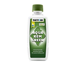 Thetford 375ml Aqua Kem Green Toilet Chemical