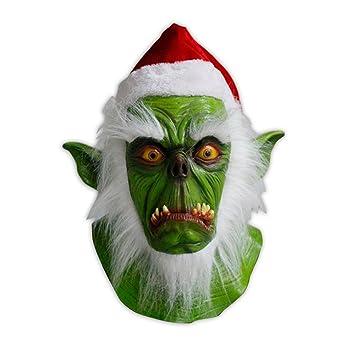 shoperama Máscara de látex de Alta Calidad - El Grinch ...