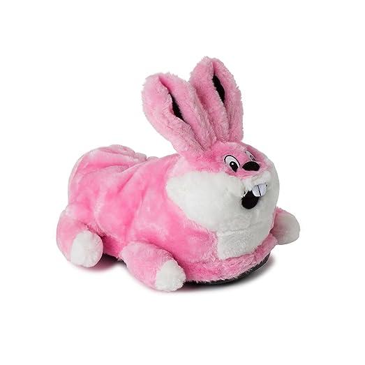 Animal - Zapatillas de estar por casa para mujer Rosa rosa wB0QTVfjrx