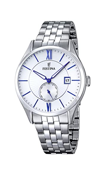 Festina Classic F16871/1 Mens Wristwatch Classic & Simple