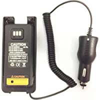 Battery Eliminator for TYT MD-2017 Dual Band Two Way Radio