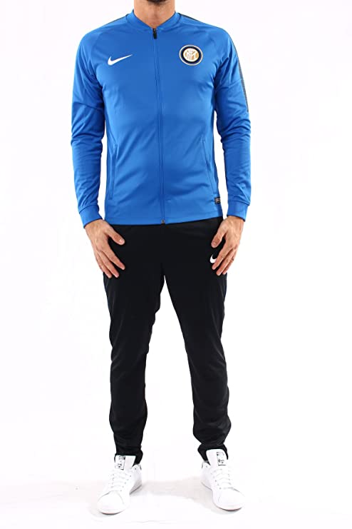 Nike Inter M Nk Dry Sqd TRK K Chándal, Hombre: Amazon.es: Ropa y ...