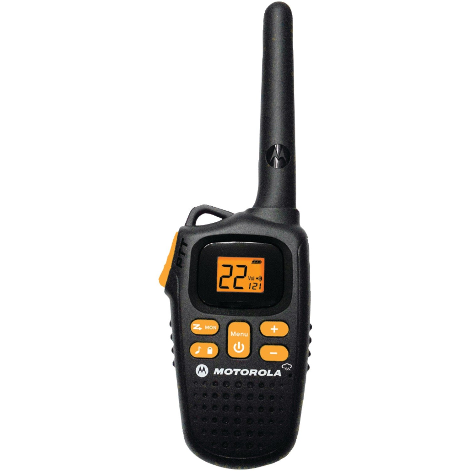 Motorola MD207R Talkabout 20 Mile 2 Way Radio