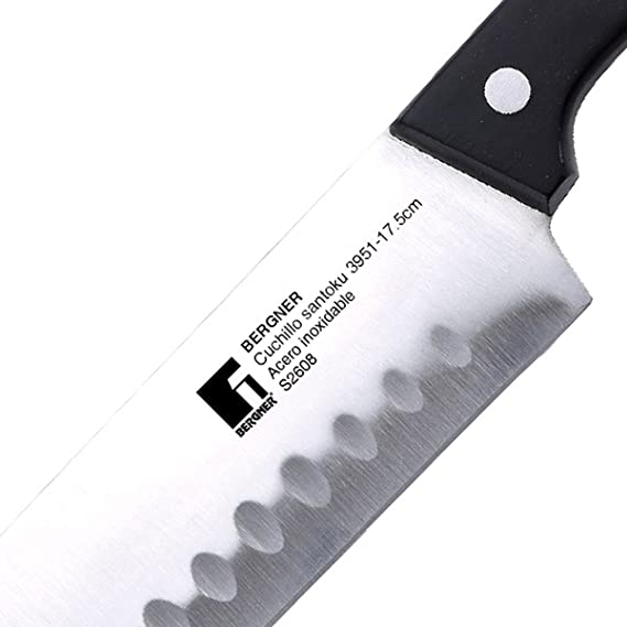 Compra Bergner - Utensilios de Cocina Esenciales: Cuchillo ...