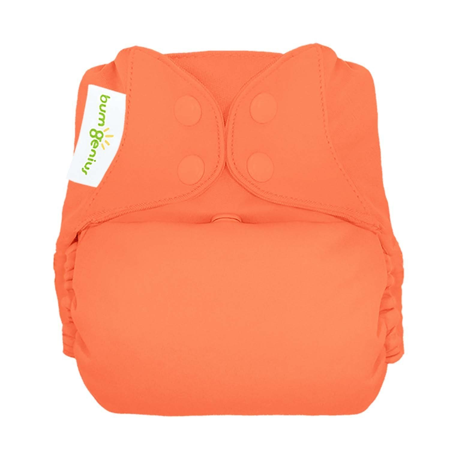 Bumgenius Freetime Cloth Diapers 6 Pack Mixed Colors Snaps by Freetime (Image #4)
