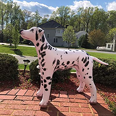 Jet Creations Inflatable Dalmatian Dog 39