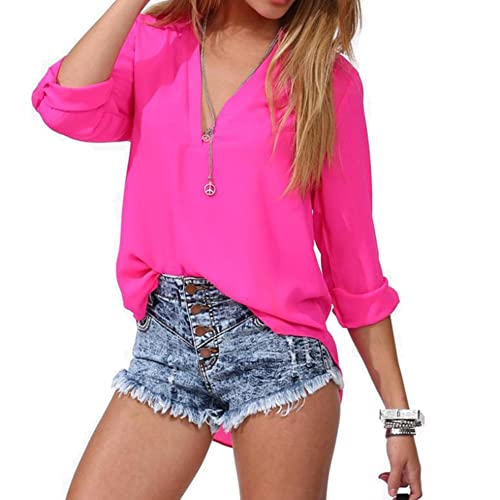 LOBZON - Camisas - Básico - Clásico - para mujer