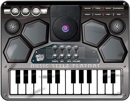 JTQMDD Multifuncional DJ Play CD Tambor Educación Infantil ...