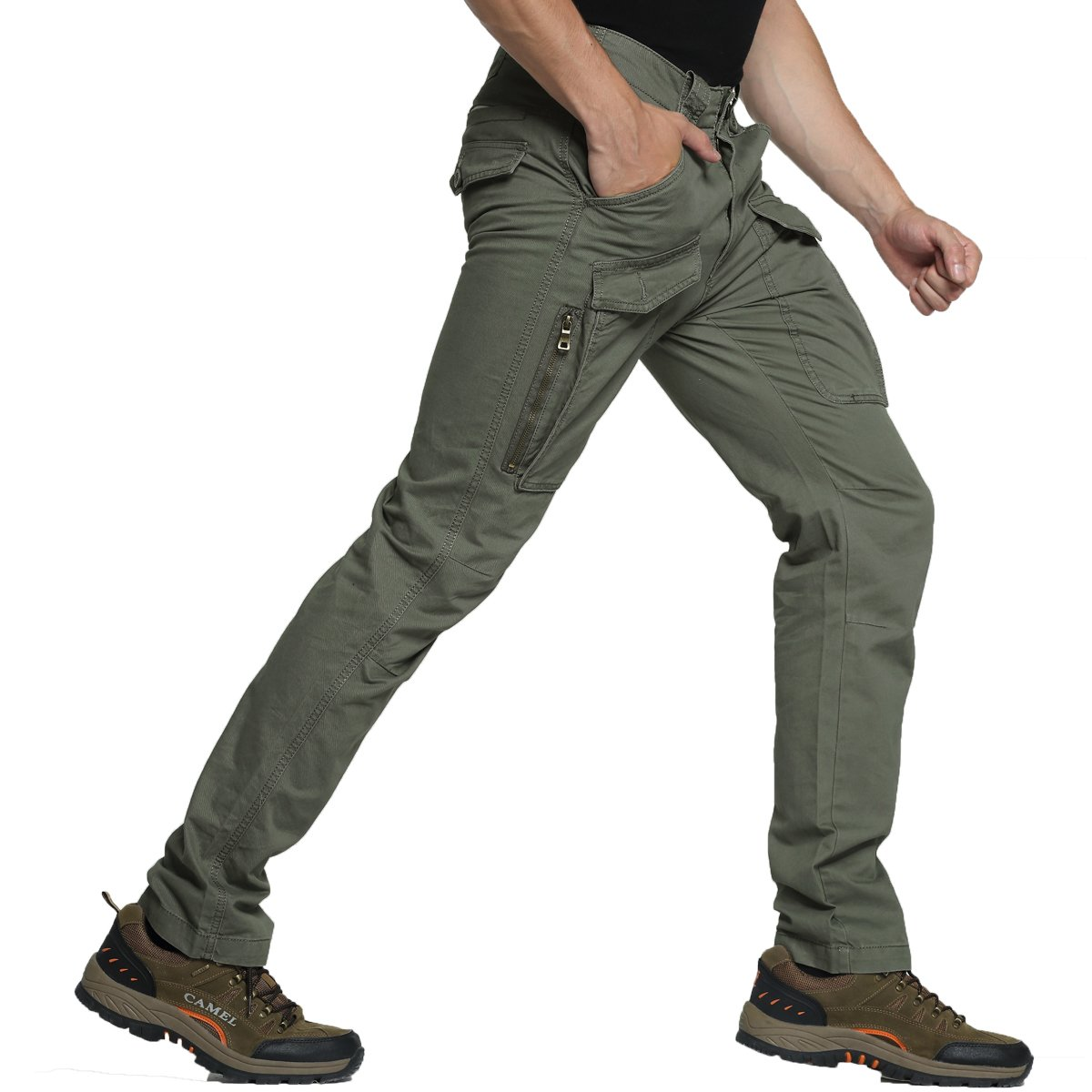 78bdd277019b8 With good quality durable zipper, this is a great tactical pants for all  seasons. Specially designed for the outdoor enthusiasts and staff with  large enough ...