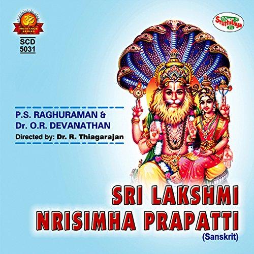 Sri Mantraraja Pada Stothram