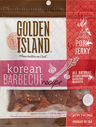 Golden Island Grilled Barbecue Receipe