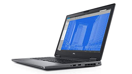 Amazon.com: New Dell Precision 7530 Mobile Workstation with 8th Gen Intel Core i9-8950HK 6 Core 4.80GHz Turbo NVIDIA P3200 w/6GB GDDR5 15.6