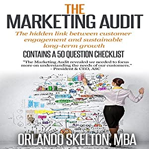 The Marketing Audit Audiobook